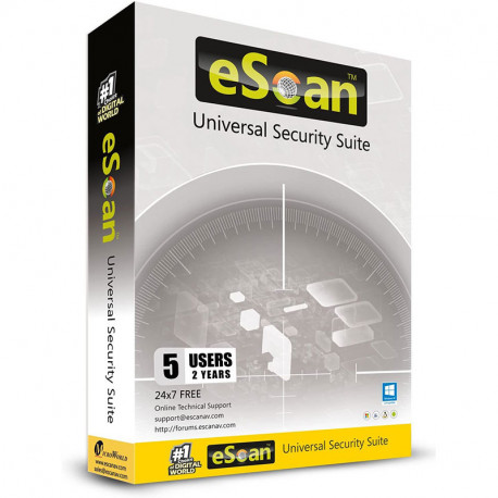 eScan for universal product