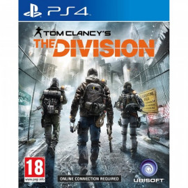 Igra The Division /PS4, USED