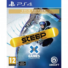 Igra Steep X Games Gold Edition /PS4