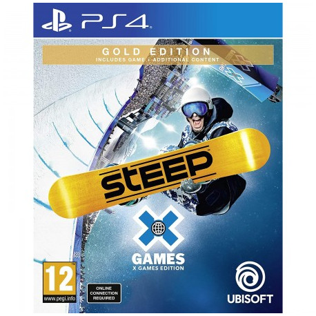 Steep X Games Gold Edition /PS4