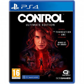 Igra Control Ultimate Edition /PS4