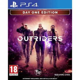 Igra Outriders Day One Edition /PS4