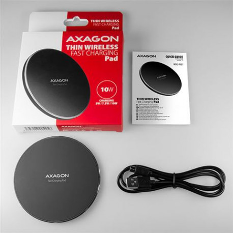 MOB DOD AXA WDC-P10T thin Wireless Fast Charging Pad