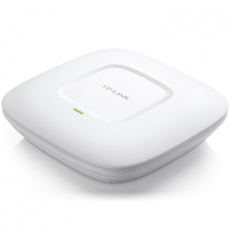 TP-Link Wireless N Ceiling/Wall Mount Access Point 300Mbps at 2.4Ghz 802.11b/g/n 1 10/100Mbps LAN Passive