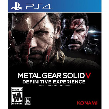 Sony Igra Playstation 4:Metal Gear Solid Definitive Experience - METAL GEAR SOLID DEF.EXPERIENCE PS4