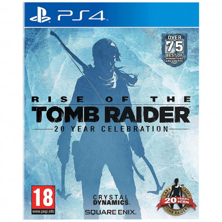 Sony Igra Play Station 4:Rise of the Tomb Raider 20th Anniverssar - Rise of the Tomb Raider 20th A.PS4