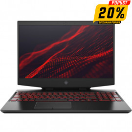 "Gaming Laptop OMEN 15-dh1007nm 262T0EA, 15,6"" Full HD, Intel i7 10750H"