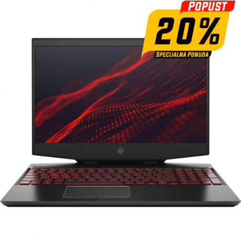 "Gaming Laptop OMEN 15-dh1007nm 262T0EA, 15,6"" Full HD, Intel i7 10750H"