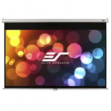 EliteScreens projekcijsko platno zidno 243x243cm bijelo