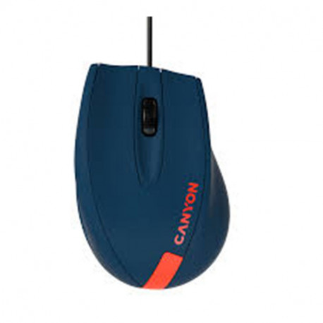 Wired Optical Mouse with 3 keys DPI 1000 With 1.5M USB cableBlue-Redsize 68*110*38mmweight:0.072kg