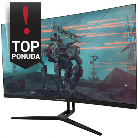 """Gaming monitor LC power 27"""" LC-M27-FHD-144C"""