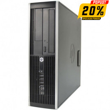"""HP Elite 8300 Desktop i5-3570 / 8 / 500 + Monitor Benq 22"""""""