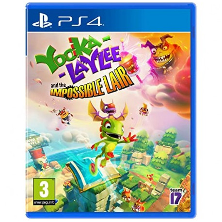 Yooka Laylee and the Impossible Lair /PS4