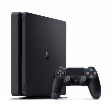 PlayStation 4 500GB F Chassis Black + 3 HIT titles of your choice