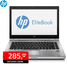 Laptop HP EliteBook 2560p i5 2540M 8GB