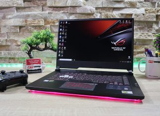 GAMING LAPTOP ASUS ROG STRIX G531