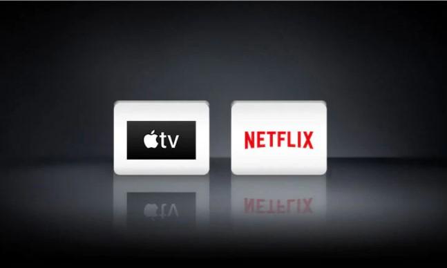 LG Netfix & Apple TV