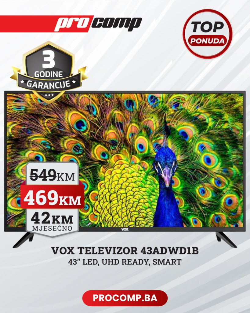VOX tv procomp