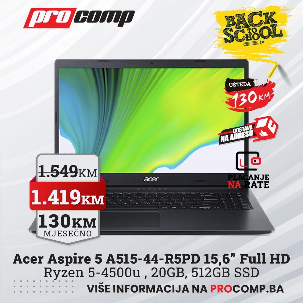 Acer Aspire 5 A515-44-R5PD